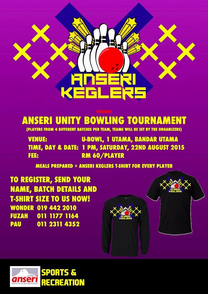 ANSERI Bowling 2015